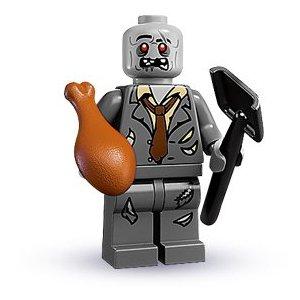 Lego Zombie Minifigures Series 1 Zombies