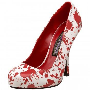 ZOMBIE 07 Black High Heels