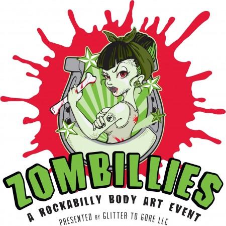 Zombillies - A Rockabilly Body Art Event