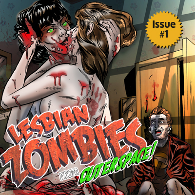 Zombie Lesbian 31