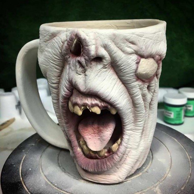 Zombified Mugs Zombies Ws