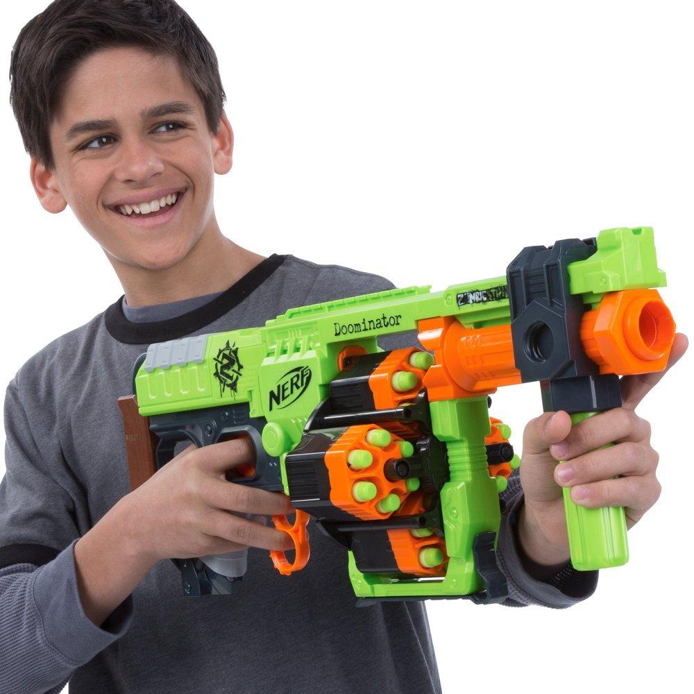 Epic Zombie Nerf Blaster